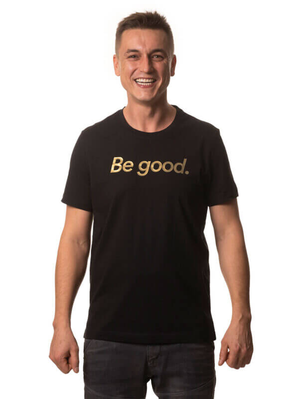 Men's T-Shirt BE GOOD
