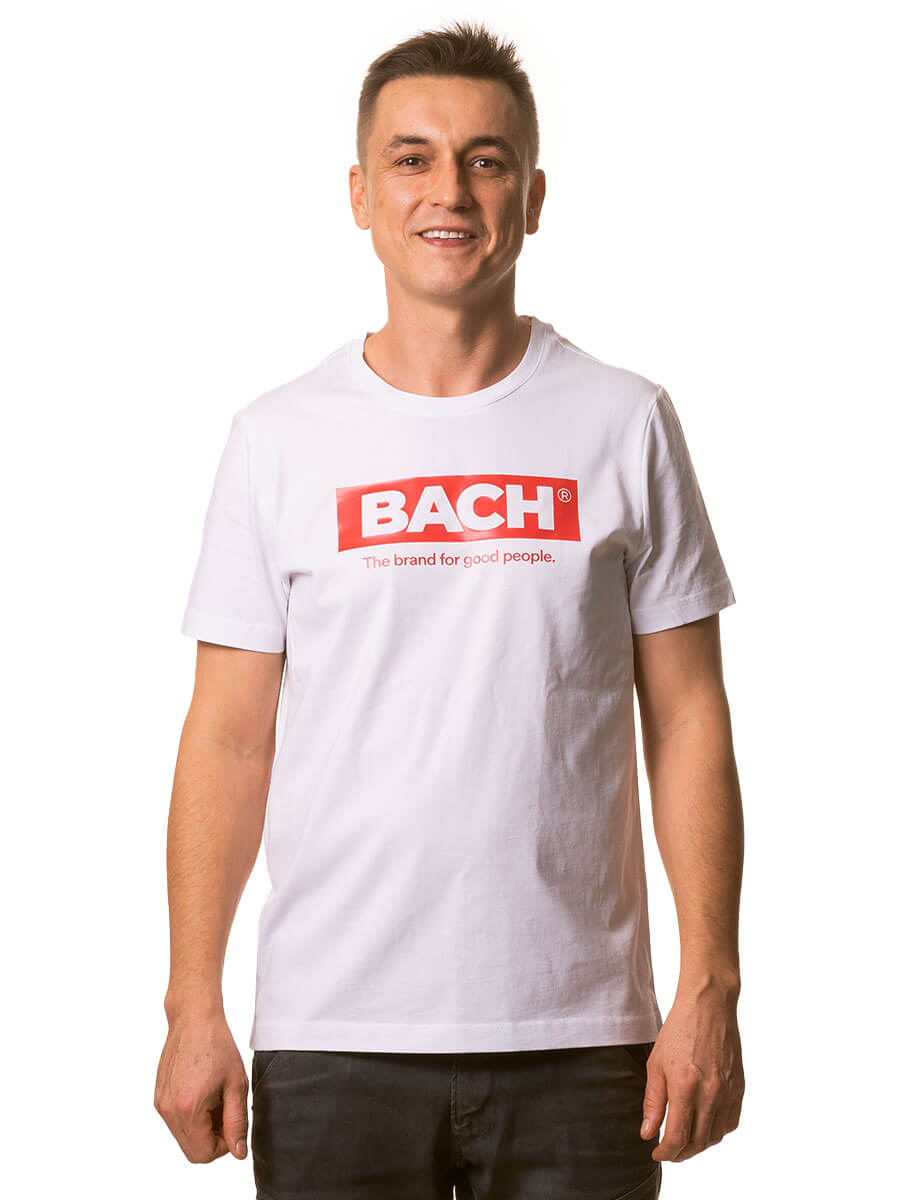 Men's T-Shirt BACH® with claim