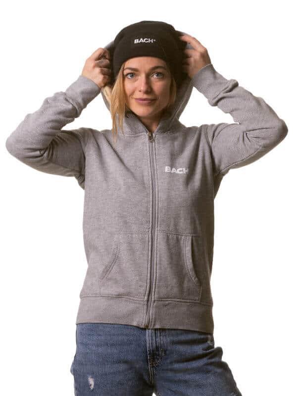 Women's zipped hoodie BACH®