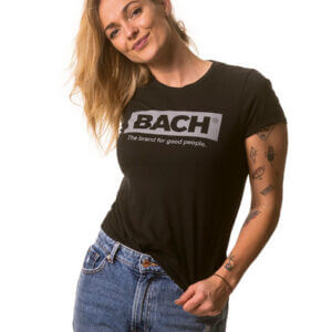Women's T-Shirt BACH® with claim