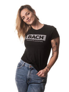 Women's T-Shirt with Claim
