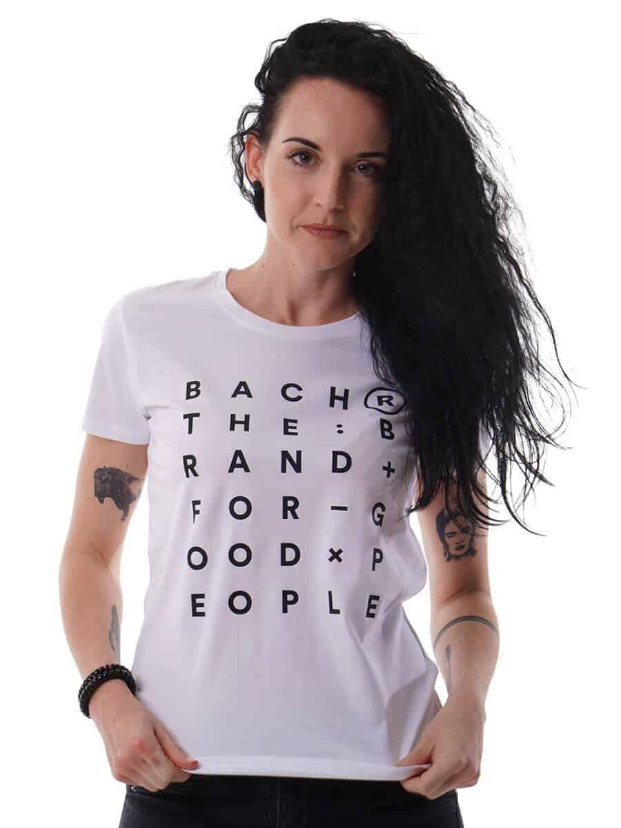 Women's T-Shirt Letters